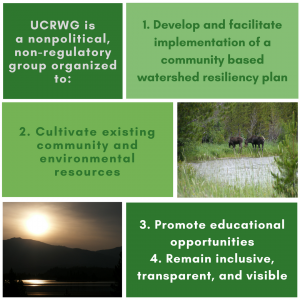 UCRWG Guiding Principles