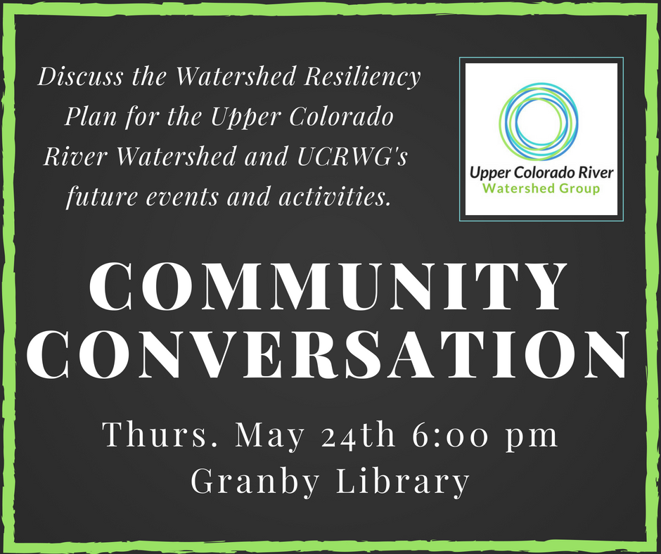 Community Conversation may 24th