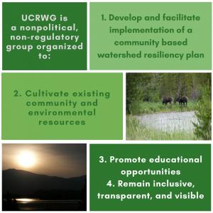 UCRWG Guiding Principles